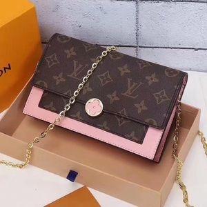 Louis Vuitton flore pink crossbody